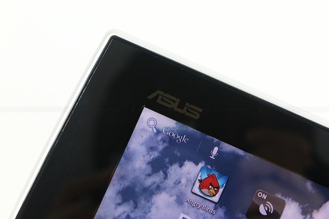 Review Asus Eee Pad Slider by NBS 7