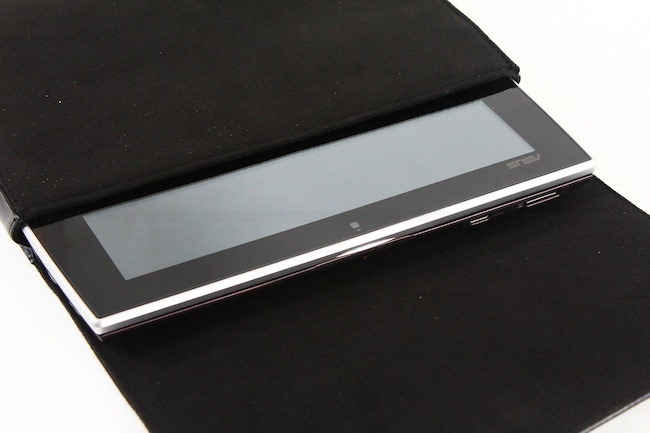 Review Asus Eee Pad Slider by NBS 71