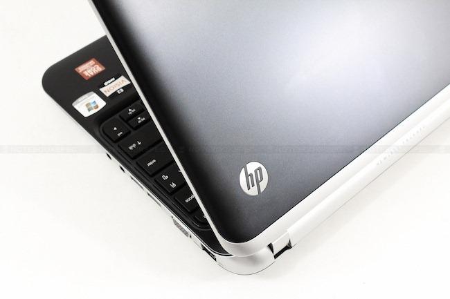 Review HP Pavilion DM1 -AMD 23