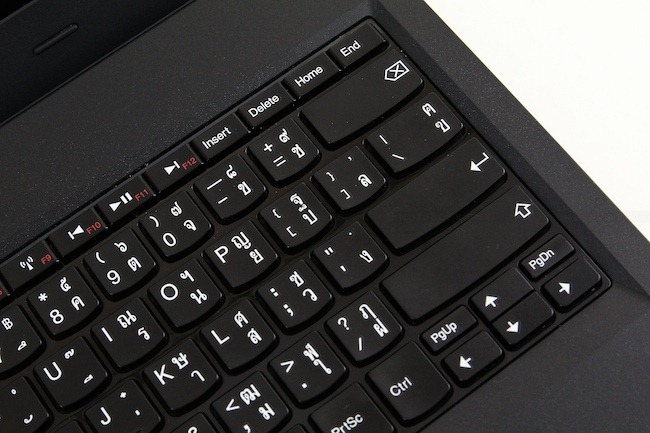 Review Lenovo ThinkPad Edge E320 23