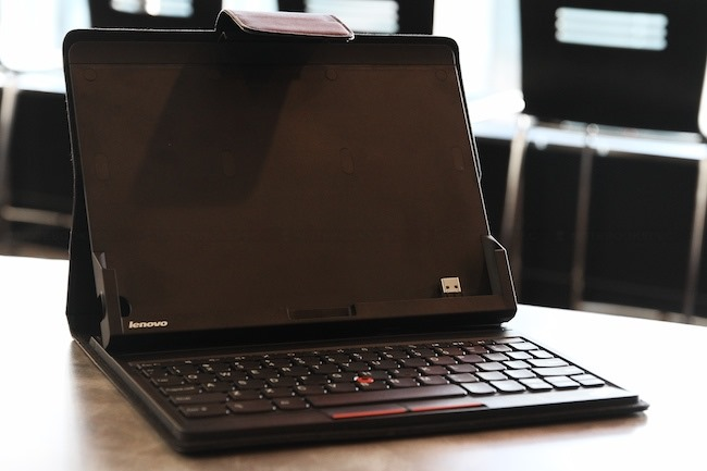 Review Lenovo ThinkPad Tablet - NBS 45
