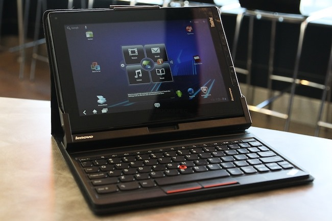Review Lenovo ThinkPad Tablet - NBS 47