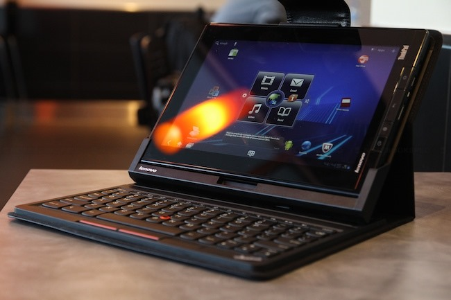 Review Lenovo ThinkPad Tablet - NBS 59