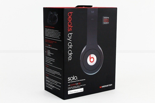 Review beats by dr. dre Solo 1
