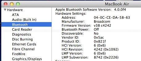 Software Mac OS X Lion 35