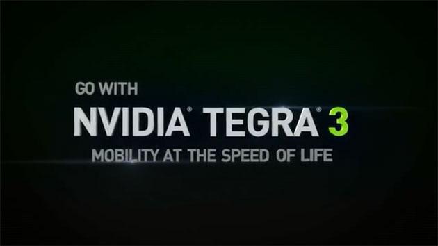 nvidia tegra 3 video