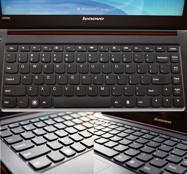 Review Lenovo Ideapad U300s - Ultrabook 50