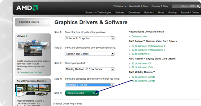 มือใหม่] :: Update Driver การ์ดจอ AMD แบบละเอียดยิบ