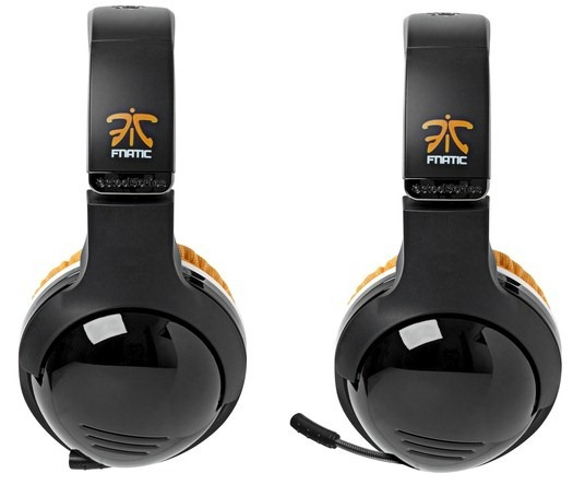 SteelSeries 7H Fnatic Limited Edition headset-1