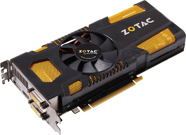 ZOTAC GeForce GTX 560 Ti 448 cores Limited Edition-3