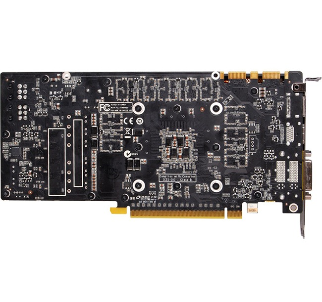 ZOTAC GeForce GTX 560 Ti 448 cores Limited Edition-