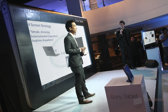 Preview Sony Tablet S1 14