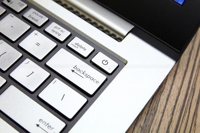 Review Asus Zenbook UX31 - Ultrabook 10