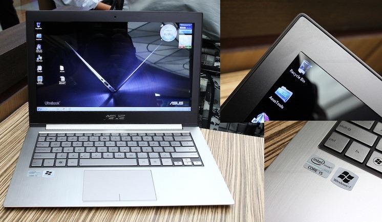Review Asus Zenbook UX31 - Ultrabook 2
