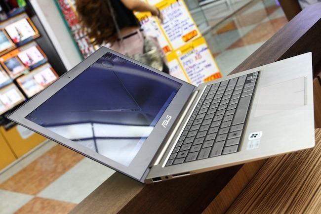 Review Asus Zenbook UX31 - Ultrabook 36