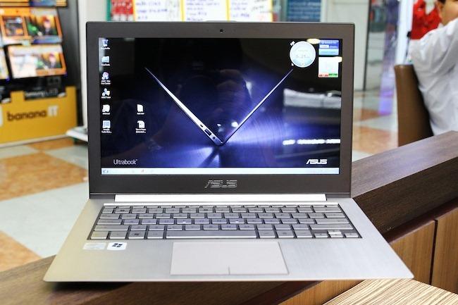 Review Asus Zenbook UX31 - Ultrabook 38