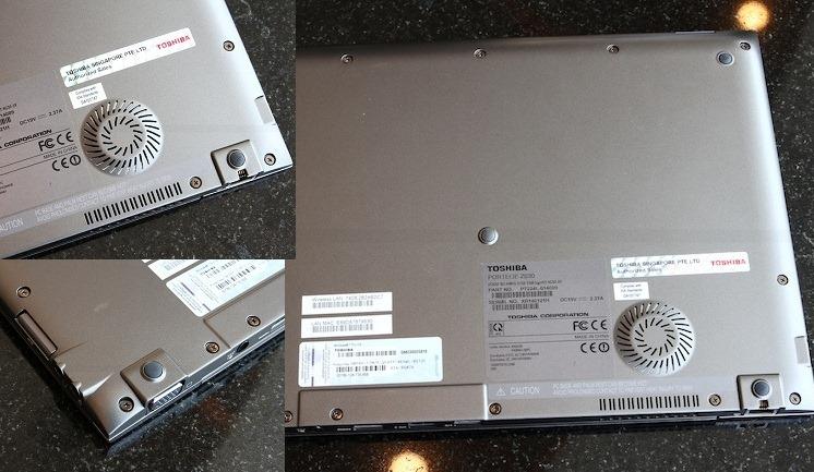 Review Toshiba Portege Z830 14