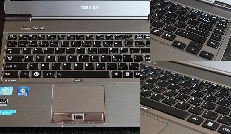 Review Toshiba Portege Z830 29