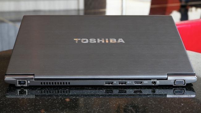 Review Toshiba Portege Z830 47