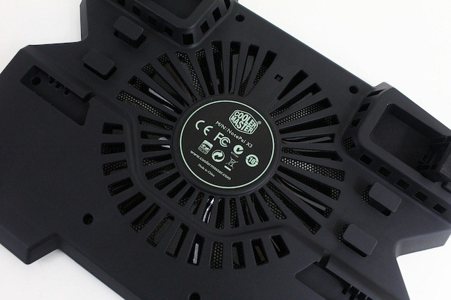 Review Cooler Master Notepal X3 11