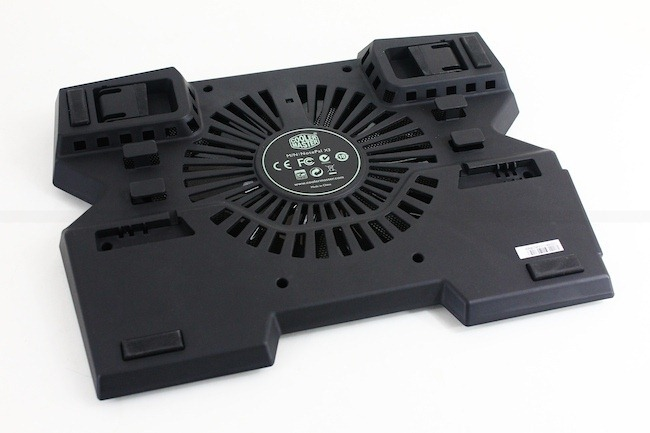 Review Cooler Master Notepal X3 9