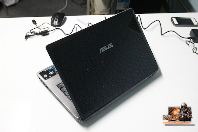 Preview Asus A43S by N4G 14