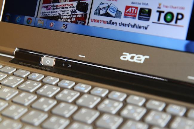 Acer Aspire S3 aaa 10