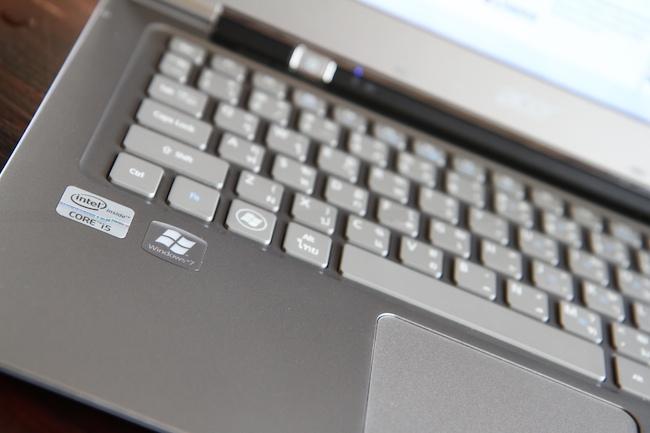 Acer Aspire S3 aaa 14