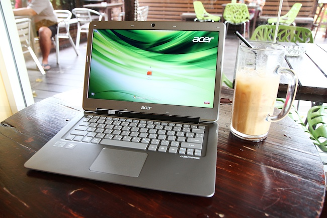 Acer Aspire S3 aaa 16