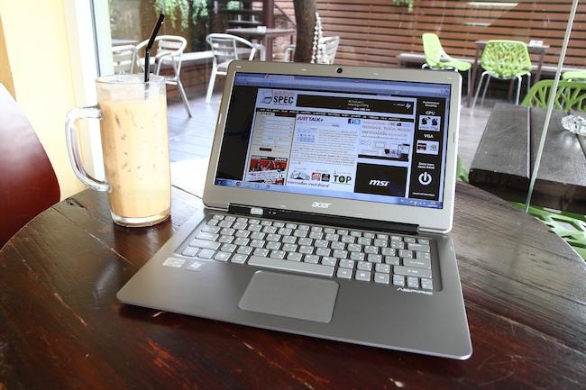 Acer Aspire S3 aaa 2