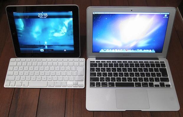 apple ultraportables ipad macbook air