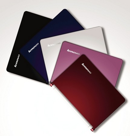 lenovo ideapad s10 netbook multi touch facial recognition