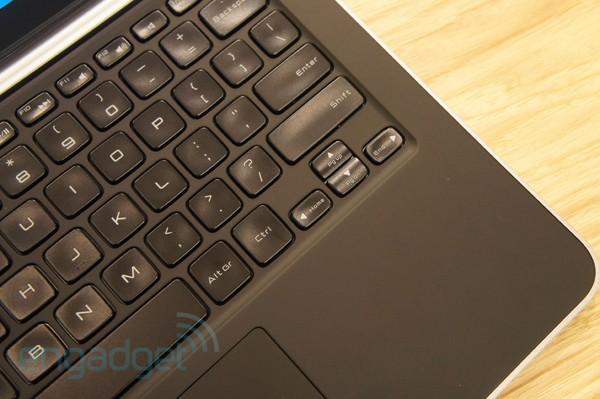 xps 13 keyboard
