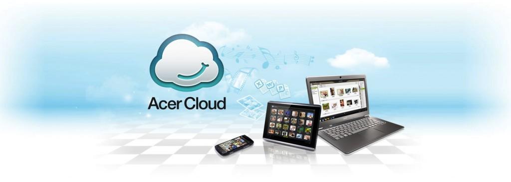 Banner AcerCloud