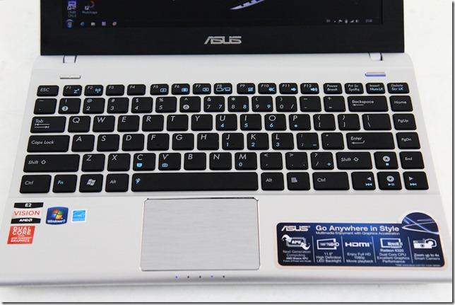 Review ASUS Eee PC 1225B  12