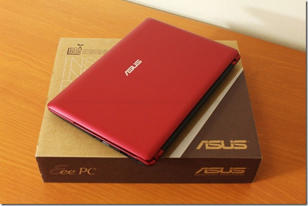 Review ASUS Eee PC X101CH 30