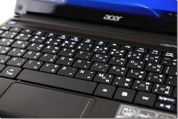 Review Acer Aspire One D270 Atom N2800 30