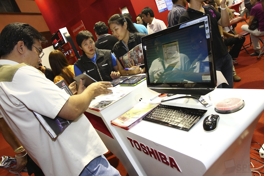 Toshiba Commart Summer 2012 6