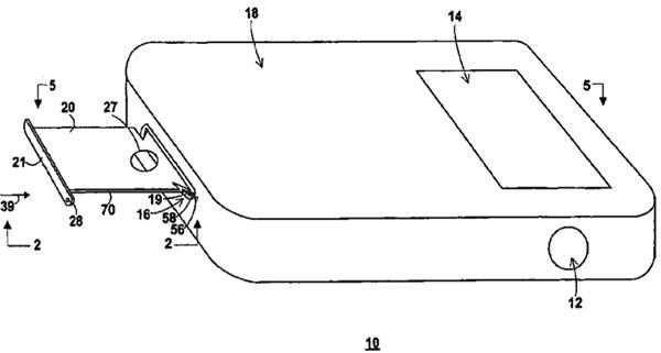 apple sim card patent