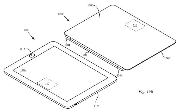 apple smart cover patent