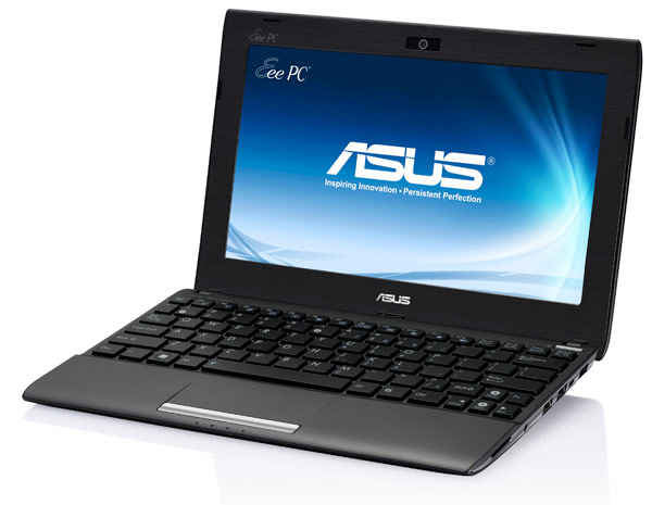 asus eee pc flare 1025c preorder shipping