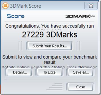 3d mark 05
