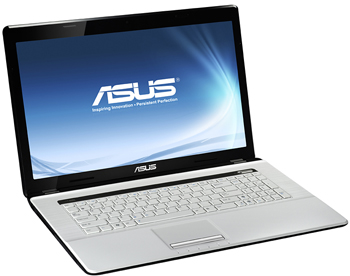 ASUS K73SD TY2670 17.3 Inch Multimedia Notebook 1