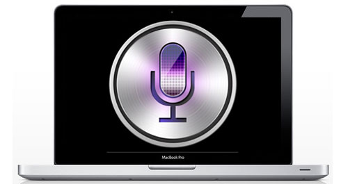 Apple Rumors to Work on Siri for Mac