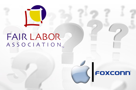 FLA changes initial conclusions about Foxconn labor conditions 1