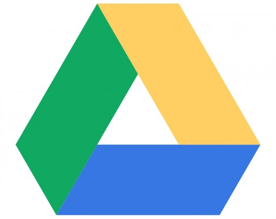 Google Drive Logo lrg