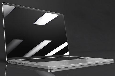Macbook Pro Concept