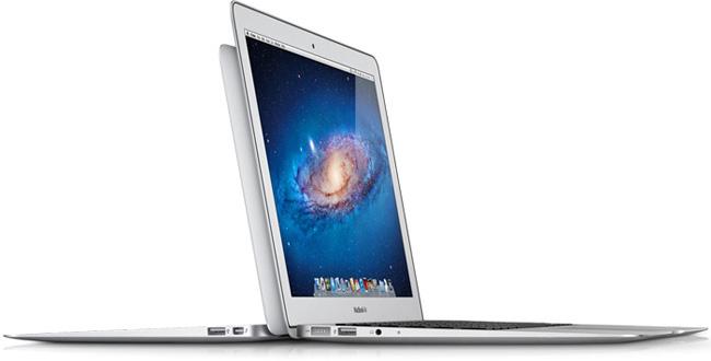 New Macbook Air Pro Models 2012