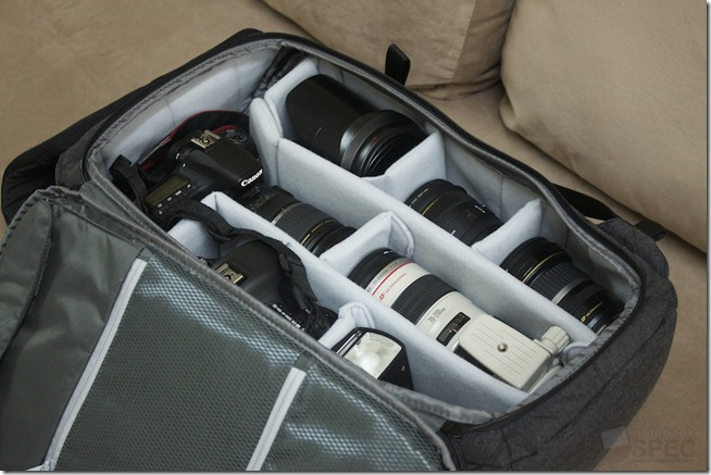 Review Incase DSLR Pro Pack 1