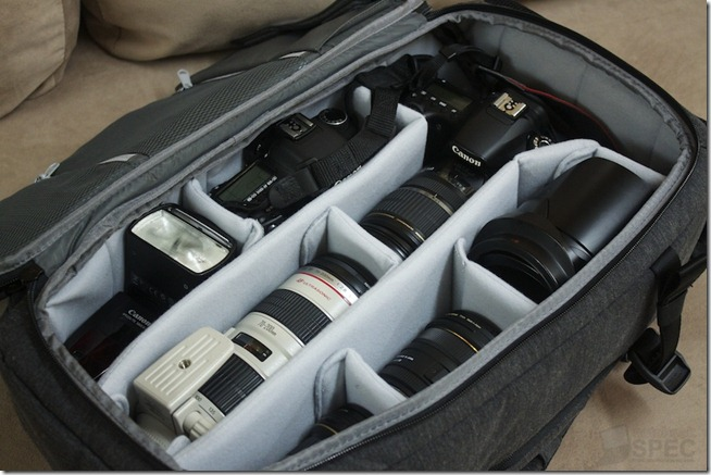 Review Incase DSLR Pro Pack 2